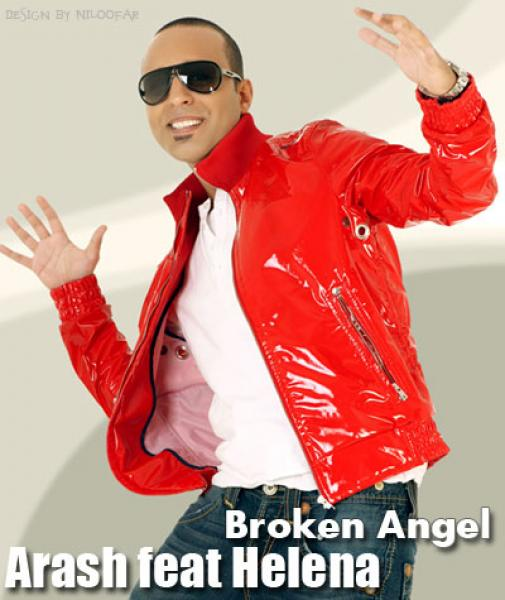 Arash & Helena Broken Angel (Club Mix)
