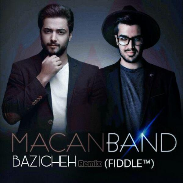 Macan Band Baziche (FIDDLE Remix)