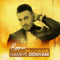 Farhood Vahed Hameye Donyam (Remix)