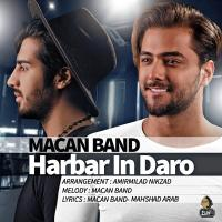 Macan Band Harbar In Daro