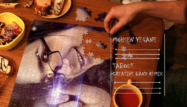 Mohsen Yeganeh Tabout (Creative Band Remix)