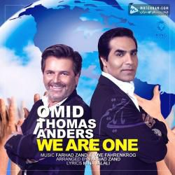 Omid Thomas Anders (Modern Talking) We Are One
