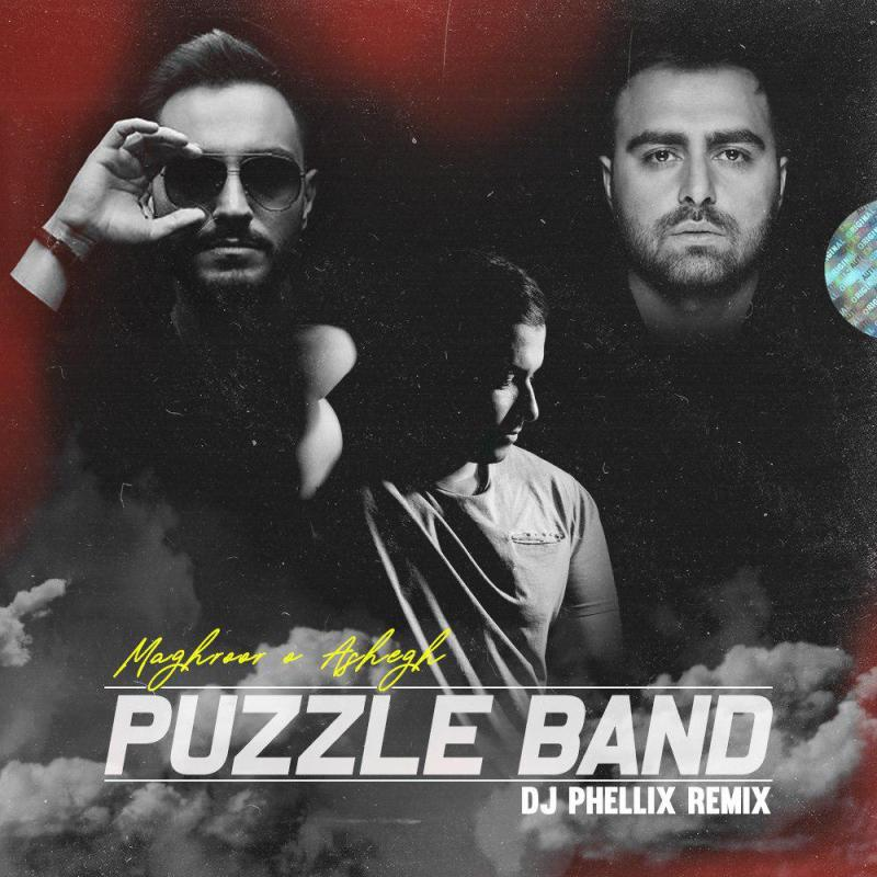 Puzzle Band Maghror O Ashegh (Dj Phellix Remix)