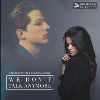 Selena Gomez feat. Charlie Puth We Don't Talk Anymore