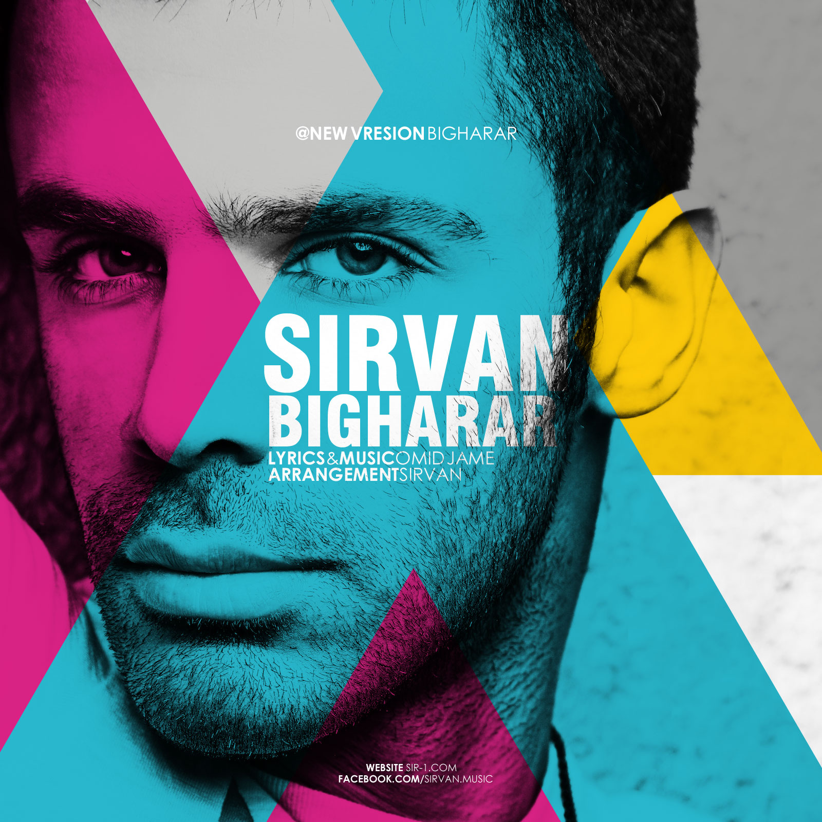 Sirvan Khosravi Bigharar (New Version)