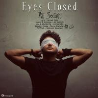 Ali Sedighi Eyes Closed