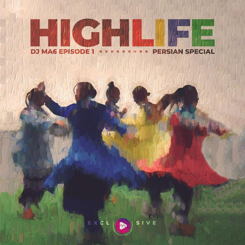 Dj MA6 Highlife Episode 01